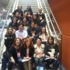 Equipe que participou da Conferência Estadual de Saúde, em Curitiba.