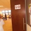 O CRO/PR foi um dos locais de votação.