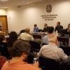 A assembleia foi presidida pelo Dr. Roberto Cavali.