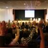 A assembleia foi realizada na última segunda-feira, em Curitiba.