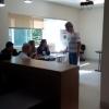 Eleição presencial do CRO/PR em Cascavel.