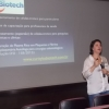 Dr.ª Moira Pedroso repassou informações sobre a legislação envolvendo as células-tronco.