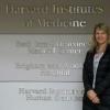 A Dra. Lirane esteve nos Estados Unidos para apresentar trabalhos na conferência.