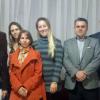 Equipe que participou do projeto em Bandeirantes.