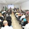 Cerca de 100 pessoas estiveram na audiência na SESA