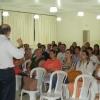 O evento contou com a presença de diversos profissionais do setor