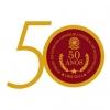 Selo alusivo aos 50 anos do CFO e CROs