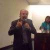 Dr. Roberto Cavali, presidente do CRO/PR, colocou o departamento jurídico da entidade à disposição dos participantes.
