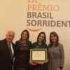 Dr. César José Campagnoli, Silvia Dimbarre Ingles, Alexandra Grando Moreira da Cunha e Gilce S. Czlusniak Alves da Costa.