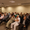 A assembleia foi realizada na sede do CRO/PR.