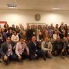 Participantes que estiveram no primeiro dia do evento, no CRO/PR.