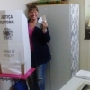 Dia de votação presencial também em Ponta Grossa.