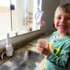 O processo de fluoretação da água distribuída à população do Paraná completa, em 2015, 57 anos. Em 1958, a Estação de Tratamento de Água do Tarumã, em Curitiba, começou a adicionar flúor na água para abastecimento público. Foto: Ediane Bat