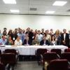 Representantes de entidades nacionais, estaduais e regionais e membros de várias Comissões Estaduais de Convênios e Credenciamentos (CECCs) do país compareceram para valorizar o histórico evento